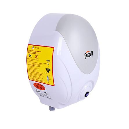 Bình nước nóng Ferroli Hotdog 5L - chống giật- Hàng chính hãng