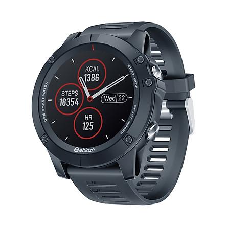 Zeblaze VIBE 3GPS Multisport GPS Smartwatch 1.3-Inches IPS Color Touchscreen Big Face Watch GPS/GLONASS Activity Tracker