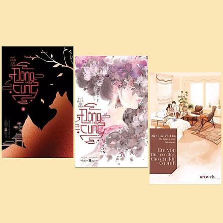 Combo Tiểu Thuyết Lãng Mạn: Đông Cung ( 2 Tập) + Em Vốn Thích Cô Độc, Cho Đến Khi Có Anh (Tái bản 2020) - (Sách Văn Học Đặc Sắc / Tác Phẩm Ngôn Tình)