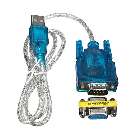 80cm USB to RS-232 9-pin DB9 Serial Cable W/ Female Adapter Supports Windows 8