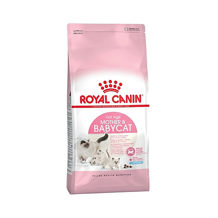 Thức ăn cho mèo Royal Canin Baby Cat 4kg