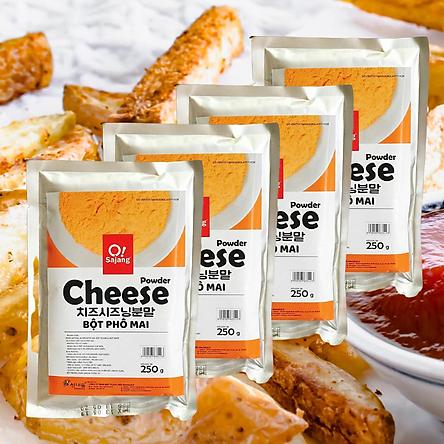 1kg Bột Phô Mai Cheese