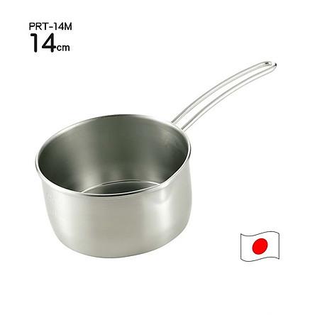 Nồi quánh dùng cho bếp từ có tay cầm Tsubame nội địa Nhật Bản