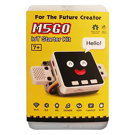 Bộ Kit học Stem M5stack M5Go
