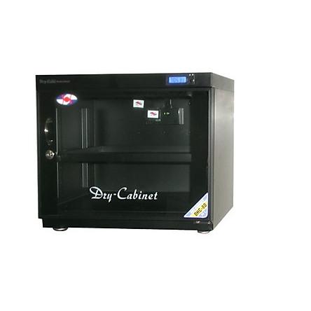 Tủ chống ẩm Dry Cabi DHC-80 II Tủ ngang, 80 Lít, Hàng nhập khẩu