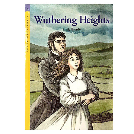 Compass Classic Readers 6: Wuthering Heights (With Mp3) (Paperback)