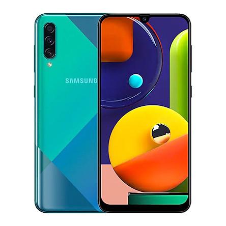 Điện Thoại Samsung Galaxy A50s (64GB/4GB) - Hàng Chính Hãng - Đã Kích Hoạt Bảo Hành Điện Tử