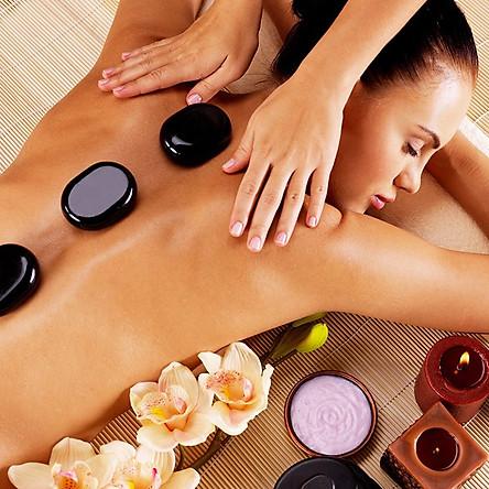 Massage Khỏe - Liệu Trình 75 Phút Massage Body Tinh Dầu Thải Độc Bấm Huyệt (Miễn Phí Xông Hơi)
