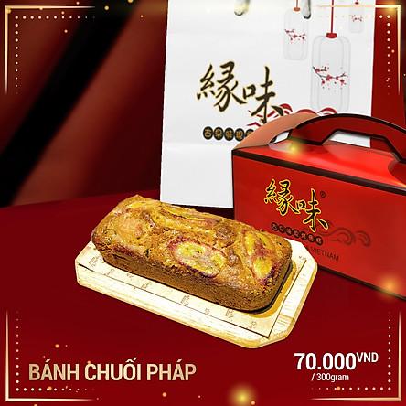 [Chỉ Giao HCM] - Bánh Chuối Pháp