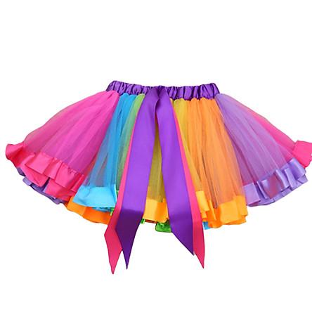 Váy Bé Gái Đầy Màu Sắc Phù Hợp Cho Các Bữa Tiệc Ngày Lễ