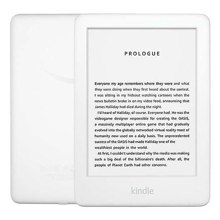 Máy Đọc Sách All New Kindle 2019 (10th) – Hàng Chính Hãng