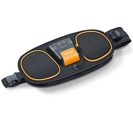 Đai massage xung điện 4 điện cực 2 in 1 Beurer EM39