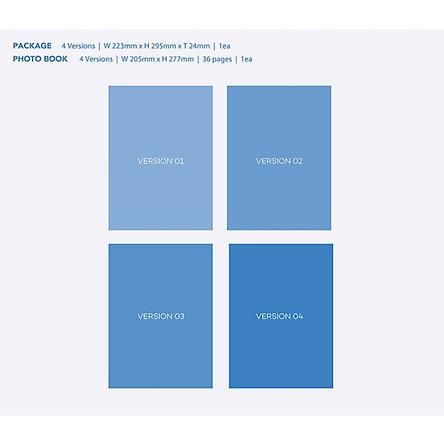 [pre-order] BTS MAP OF THE SOUL : 7 Album Ver Random CD+Photobook+Card+Etc(2020/02/21)