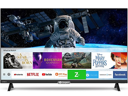 Smart Tivi Casper HD 32 inch 32HX6200
