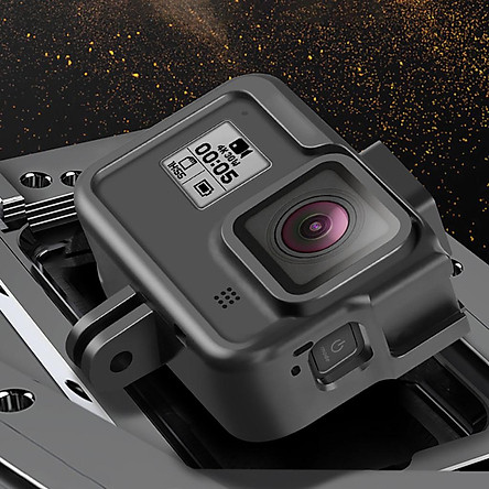 Sports Camera Metal Cover Frame for Gopro Hero 8 Black Action Camera Case Aluminum Housing Shell