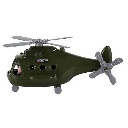 Máy bay trực thăng quân sự Alphađồ chơi - Polesie Toys