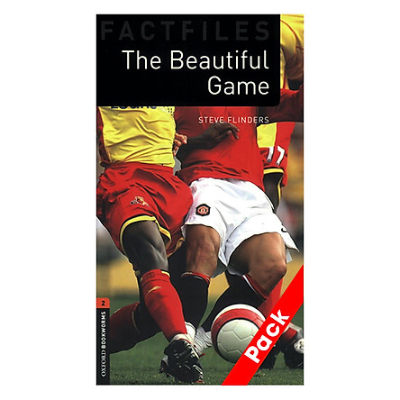 Oxford Bookworms Library Factfiles Level 2: The Beautiful Game Audio Cd Pack