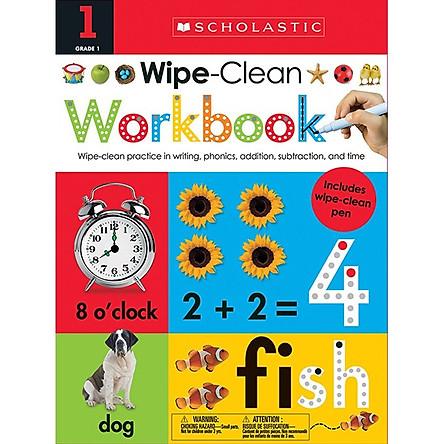 Wipe Clean Work Books - G2