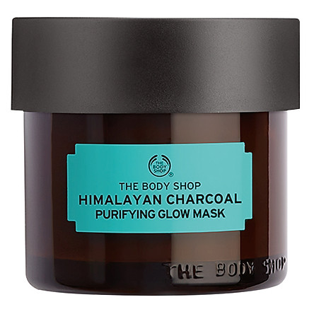 Mặt Nạ The Body Shop Himalayan Charcoal Purifying Glow (75ml)
