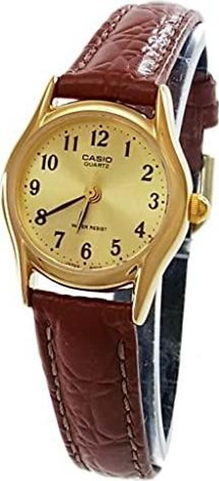 Casio Women's Leather watch #LTP1094Q9B