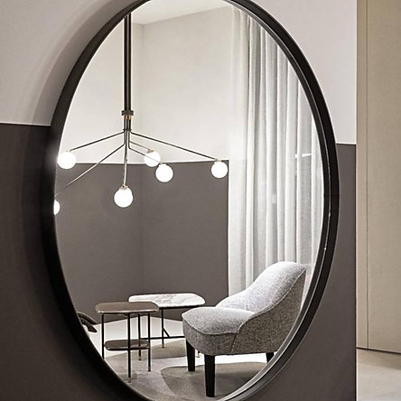 Gương phòng khách