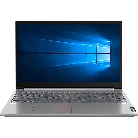 Laptop Lenovo ThinkBook 15-IML 20RW008WVN (Core i3-10110U/ 4GB DDR4 2666MHz/ 256GB M.2 2280 PCIe NVMe/ 15.6 FHD/ Dos) - Hàng Chính Hãng