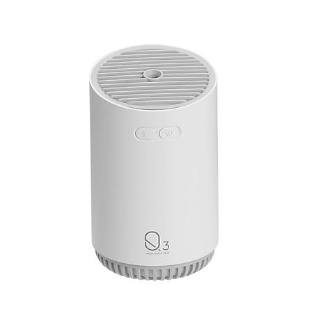 Máy Phun Sương Tạo Ẩm Q3 AST-QW01 Máy Tạo Ẩm Mini Sạc Điện, Công Suất 2W Dùng Trên Ô Tô, Bàn Làm Việc, Phòng Ngủ