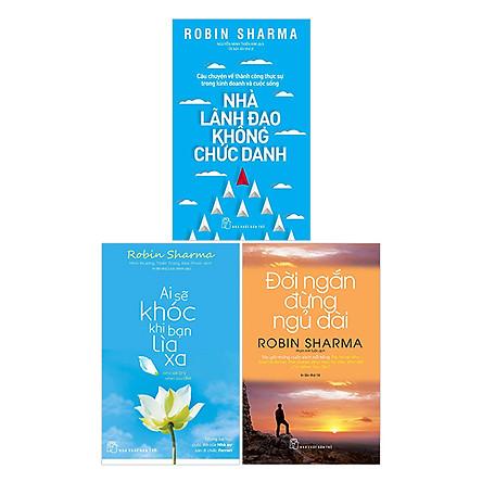 Combo 3 Cuốn Ai Sẽ Khóc Khi Bạn Lìa Xa, Đời Ngắn Đừng Ngủ Dài, Nhà Lãnh Đạo Không Chức Danh