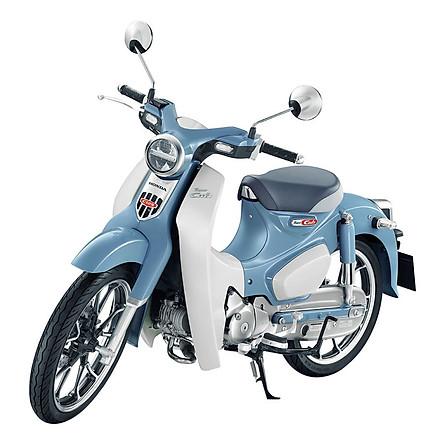 Xe máy Honda Super Cub C125 (Xanh Lam Xám)