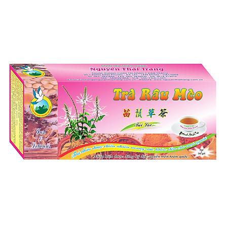 Trà Râu Mèo Lợi Tiểu Nguyên Thái Trang (2g x 50 Gói)