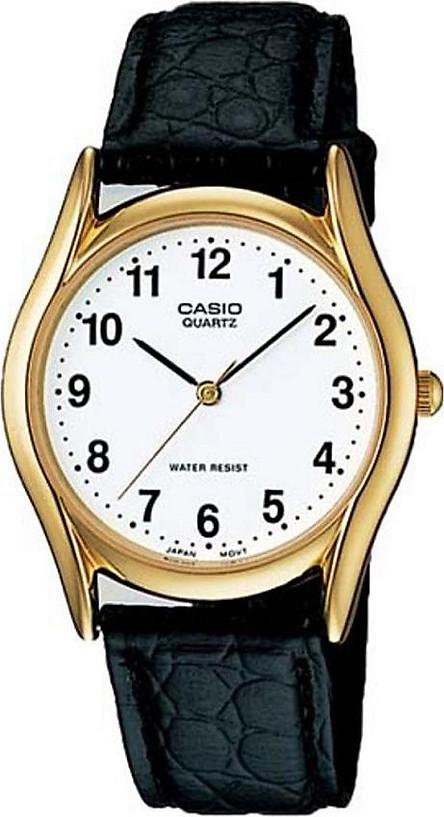 Đồng hồ Casio nam dây da MTP-1094Q-7B1 (34mm)