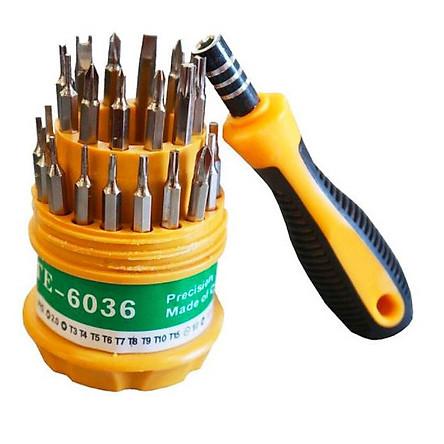 Bộ tua vít 31 đầu đa năng sửa chữa đồ gia dụng cực hiệu quả