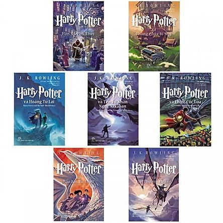 Combo Harry Potter (Trọn Bộ 7 Cuốn )