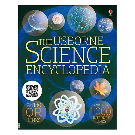 Usborne Science Encyclopedia, reduced edn