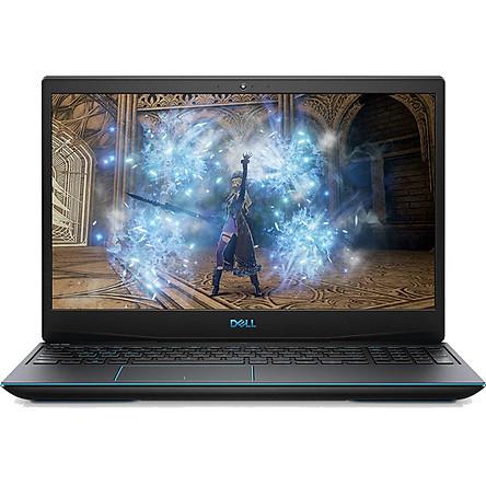 Laptop Dell Gaming G3 3500 G3500A (Core i7-10750H/ 8GB (4GB x2) DDR4 3200MHz/ 512GB SSD M.2 PCIE/ GTX 1650Ti 4GB GDDR6/ 15.6 FHD IPS, 120Hz/ Win10) - Hàng Chính Hãng