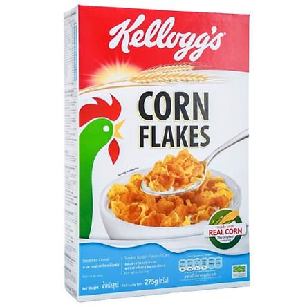 """[Chỉ Giao HCM] - Thức ăn ngũ cốc Kellogg""""s Corn Flakes - hộp 275gr"""