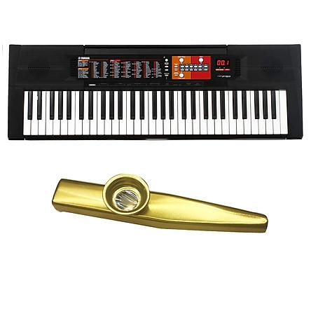Đàn Organ Yamaha PSR F51 - Keyboard PSR-F51 chính hãng - Tặng Kèn Kazoo đồng thanh cao cấp TONY