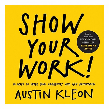 Show Your Work! (Backlist)