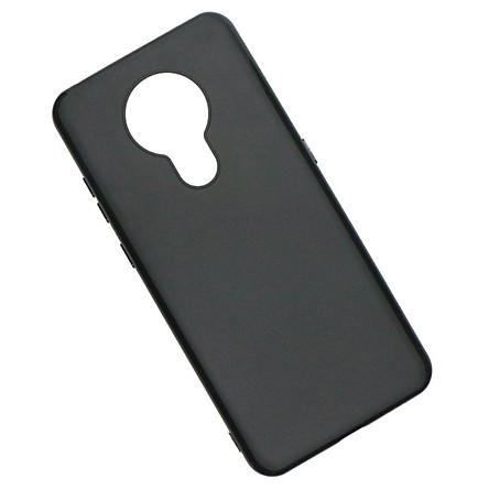 Ốp Lưng Dẻo Mỏng Đen Cho Nokia 5.3
