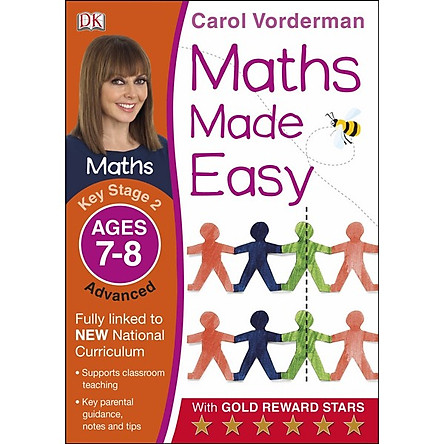 Ages 7-8 Key Stage 2 Advanced