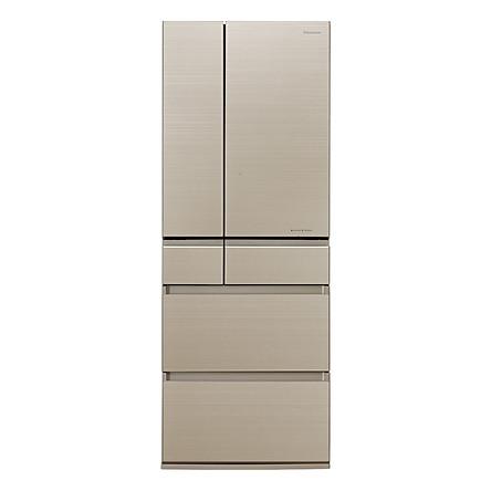Tủ Lạnh Inverter 6 Cánh Panasonic NR-F603GT-N2 (589L) - Hàng Chính Hãng