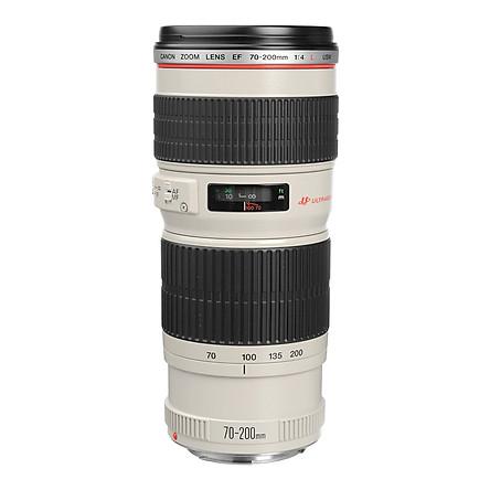 Lens Canon EF 70-200mm f/4 L USM -Hàng chính hãng