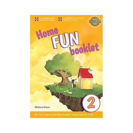 Storyfun for Starters 2 - SB w Online Act & Home Fun Bkl