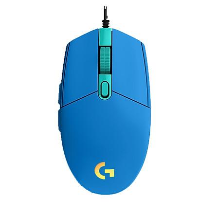 Chuột chơi game G102 8000DPI  LED màu tùy chỉnh 6 nút của Logitech