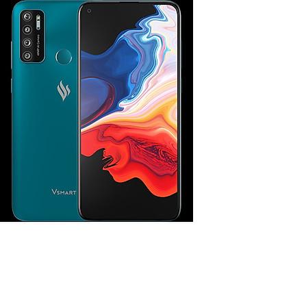 Kính cường lực cho điện thoại Vsmart Live 4 hàng xịn Full màn hình ôm sát viền máy