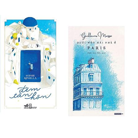 Combo 2 cuốn sách: Đêm tân hôn + Dưới một mái nhà ở Paris