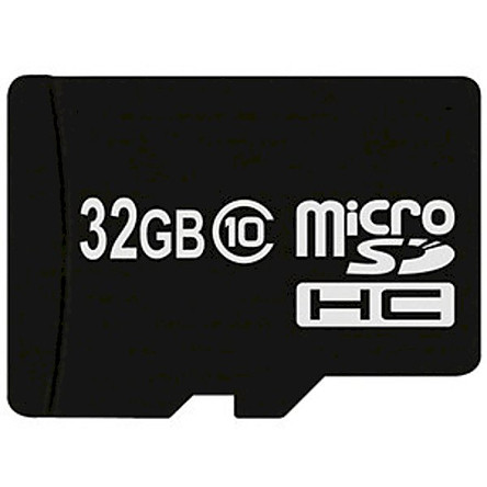 Thẻ nhớ micro sd 32gb chuẩn dung lượng