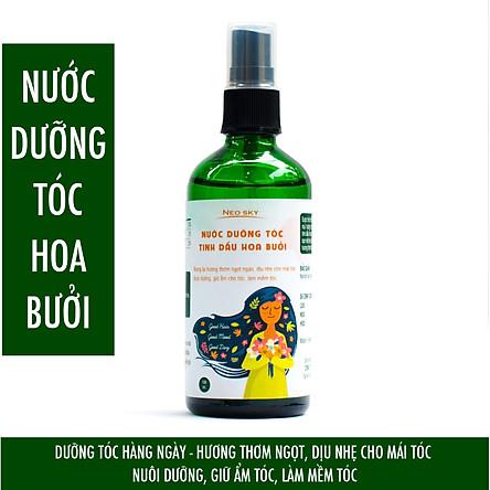 Nước Dưỡng Tóc Tinh Dầu Hoa Bưởi Neo Sky 100ml- Hương thơm ngọt ngào, nuôi dưỡng, giữ ẩm cho tóc, làm mềm tóc, dưỡng tóc hàng ngày