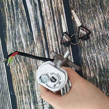 Ổ khóa dành cho xe NOUVO LX - Bộ ổ khóa xe Nouvo LX chống trộm hiệu quả - TA2824