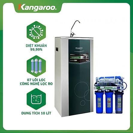 Máy Lọc Nước RO Kangaroo VTU KG108A 8 Lõi - Hàng Chính Hãng